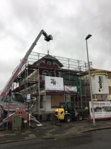 Sanierung Steinmarner Straße Cuxhaven